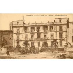 WW 34 PEZENAS. Banque Société Générale ancien Hôtel Lacoste