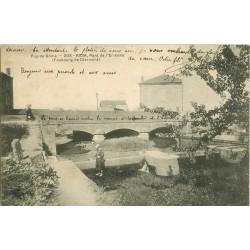 WW 63 RIOM. Pont de l'Embène Faubourg de Clermont 1906