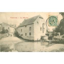 WW 03 VARENNES. Le Moulin à Eau 1907