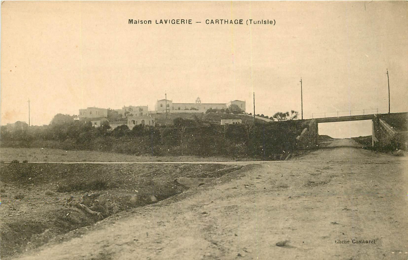 WW CARTHAGE. Maison Lavignerie en Tunisie