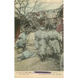 WW 62 HENIN BEAUMONT. La Guerre maison par maison 1916