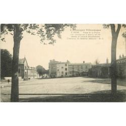 WW 63 RIOM. Place de la Prison des condamnés à mort