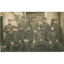 WW 87 BELLAC. Groupe de Militaires du 138° Régiment d'Infanterie 1915