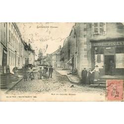WW 88 LAMARCHE. Commerce Picard rue du Colonel Renard 1906