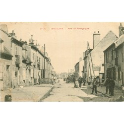 WW 03 MOULINS. Serrurerie rue de Bourgogne 1915