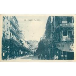 WW ALGER. Marché Boucicault rue d'Isly