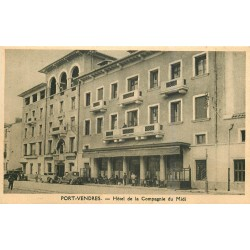 WW 66 PORT-VENDRES. Hôtel de la Compagnie du Midi