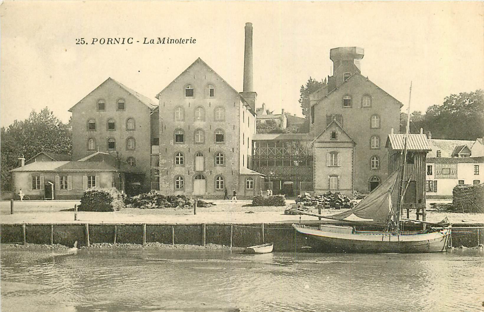 WW 44 PORNIC. La Minoterie