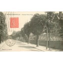 WW 93 SEVRAN FREINVILLE. Avenue Victor-Hugo 1930