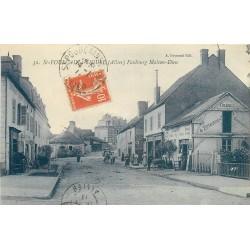 WW 03 SAINT-POURCAIN-SUR-SIOULE. Potagerie Lamy Faubourg Maison-Dieu 1911