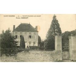 WW 71 MONTCHANIN-LE-HAUT. Saint-Eusèbe Maison Adenot