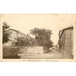 WW 30 MANDUEL. Ecole des Filles 1937