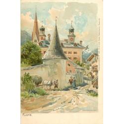WW AUTRICHE. Litho Füegen vers 1900
