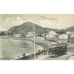 WW MALAGA. La Caleta desde Bellavista
