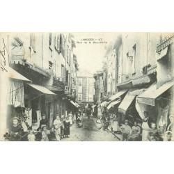 WW 87 LIMOGES. Rue de la Boucherie 1903