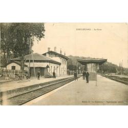 WW 54 DIEULOUARD. La Gare 1924