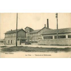 WW 13 LES MILLES. Tuileries de la Méditerranée 1926