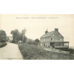 WW 50 URVILLE LANDEMER. Restaurant Noël 1927