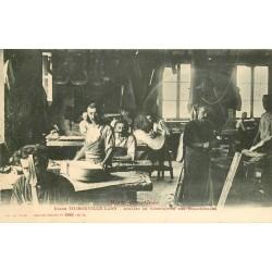 WW 88 MIRECOURT. Usine violoncelles Thibouville-Lamy 1917