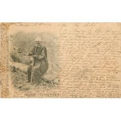 WW 23 CROZANT. Le Père Brigand 1902