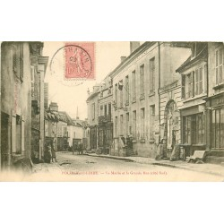 WW 58 POUILLY-SUR-LOIRE. La Mairie sur Grande Rue 1905
