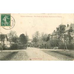 WW 45 Vers Montargis. Ecole d'Agriculture du Chesnoy 1909