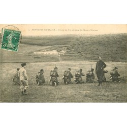 14 FALAISE. Champ de Tir militaire des Monts d'Eraines 1908