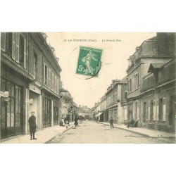 WW 03 MONTMARAULT. Rue du Commerce 1908