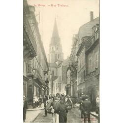 WW 19 BRIVE. Rue Toulzac animée