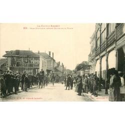 WW 33 ARCACHON SOULAC. Raid Hippique Route de la Plage