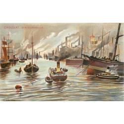 WW GLASCOW. Le Port par le Chocolat d'Aiguebelle