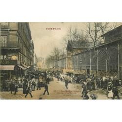 WW PARIS I° Garderie du beurre aux Halles 1907