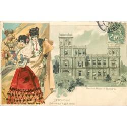 Exposition de Paris 1900. Pavillon Royal Espagne