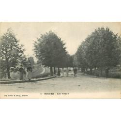 WW 18 NERONDES. Les Tilleuls