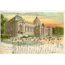 PARIS. Exposition Universelle de 1900 le Petit Palais