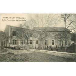 WW 63 SAINT-AMANT-TALLENDE. Jeu de Croquet Ecole Sainte-Cécile