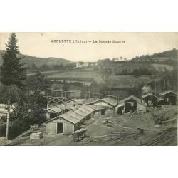 WW 69 AZOLETTE. Scierie Ducrot