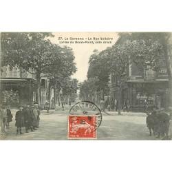 WW 92 LA GARENNE. Rue Voltaire 1909