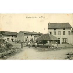 WW 39 AROMAS. Le Lavoir sur la Place 1909