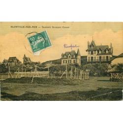WW 14 BLONVILLE-SUR-MER. Ricoquet Canisy 1910