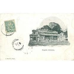 WW SAÏGON. Pagode chinoise 1906