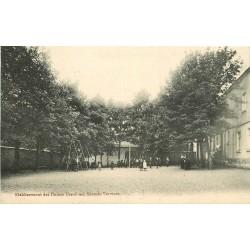 WW VERVIERS. Etablissement des Dames Ursulines Séroule 1907