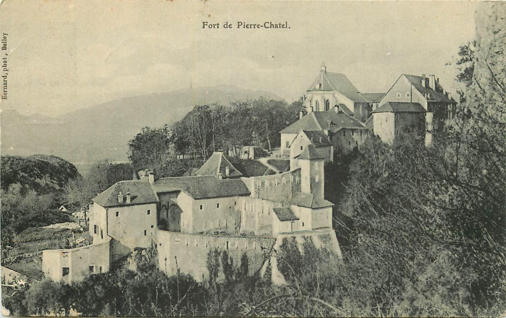 01 Fort de Pierre Chatel 1909