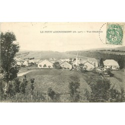 01 LE PETIT ABERGEMENT. Le Village 1907