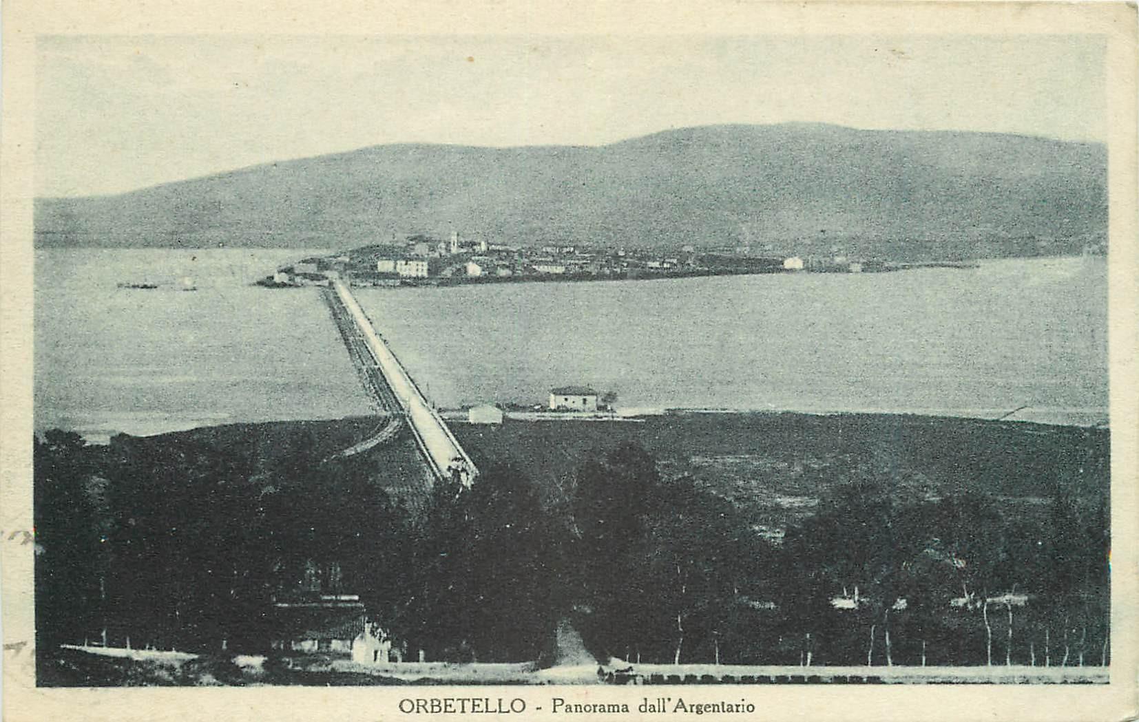 ITALIA. Orbetello Argentario 1930