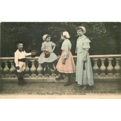 66 PERPIGNAN. Fille Catalane petite Maman 1916