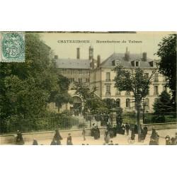 36 CHATEAUROUX. Manufacture de Tabacs 1907