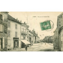 70 LURE. Epicerie sur Grande Rue 1913