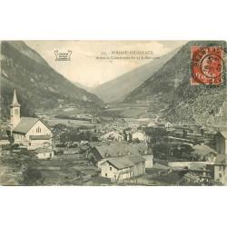 73 MODANE FOURNEAUX avant la Catastrophe de 1906