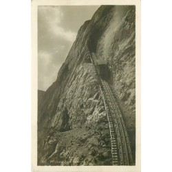 Suisse. Pilatusbahn Eselwand 1936